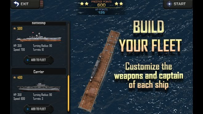 Battle Fleet 2 Screenshot 2