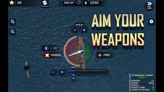 Battle Fleet 2 Screenshot 5
