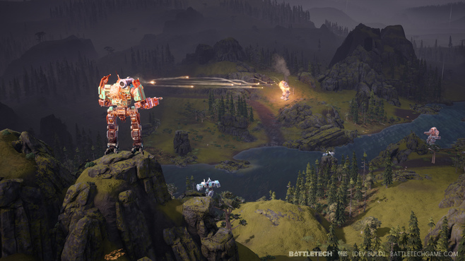 BATTLETECH Digital Deluxe Edition Screenshot 2
