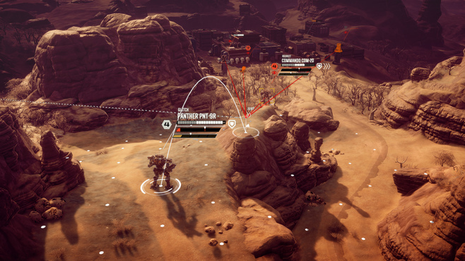 BATTLETECH - Digital Deluxe Content Screenshot 2
