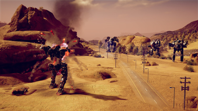 BATTLETECH Heavy Metal Screenshot 3