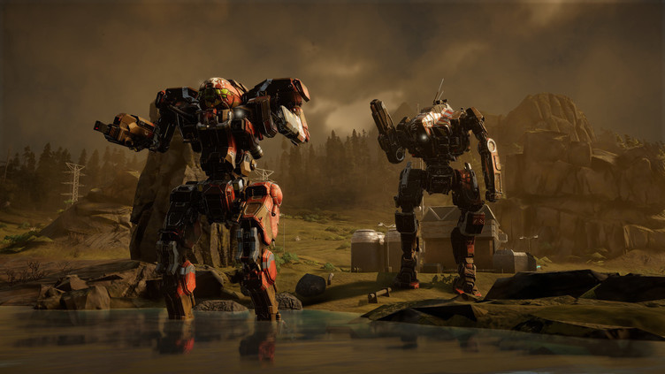 BATTLETECH Heavy Metal Screenshot 6