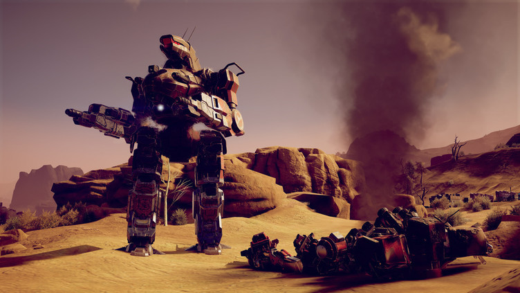 BATTLETECH Heavy Metal Screenshot 7