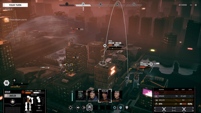 BATTLETECH Urban Warfare Screenshot 2