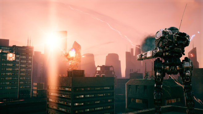 BATTLETECH Urban Warfare Screenshot 4