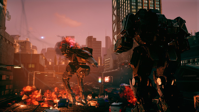 BATTLETECH Urban Warfare Screenshot 5