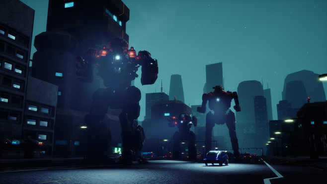 BATTLETECH Urban Warfare Screenshot 6