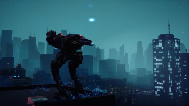 BATTLETECH Urban Warfare Screenshot 7