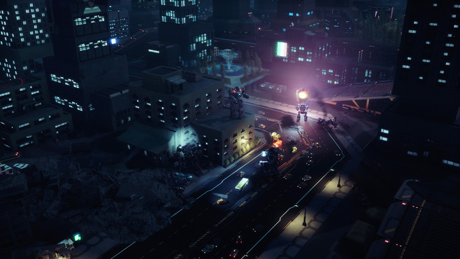 BATTLETECH Urban Warfare Screenshot 8