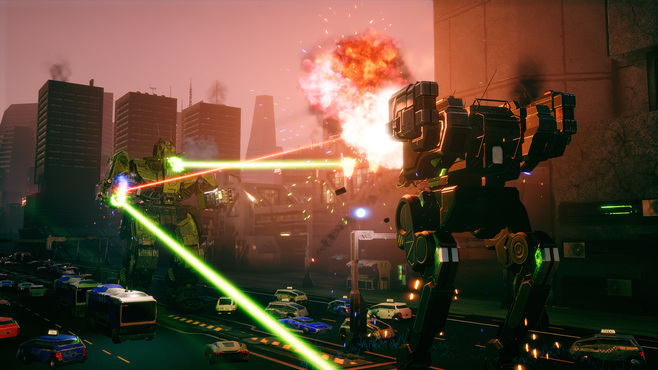 BATTLETECH Urban Warfare Screenshot 9