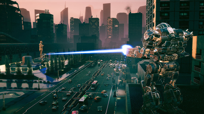 BATTLETECH Urban Warfare Screenshot 10