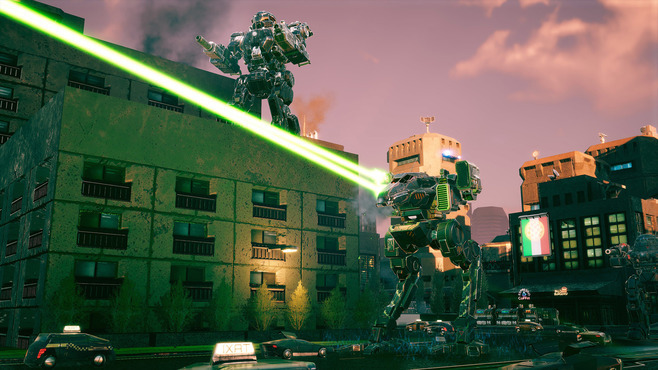 BATTLETECH Urban Warfare Screenshot 12