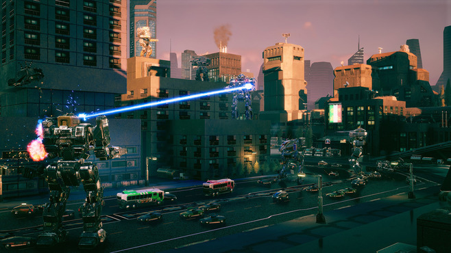BATTLETECH Urban Warfare Screenshot 13