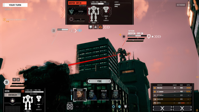 BATTLETECH Urban Warfare Screenshot 14