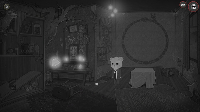 Bear With Me - Collector's Edition Screenshot 12