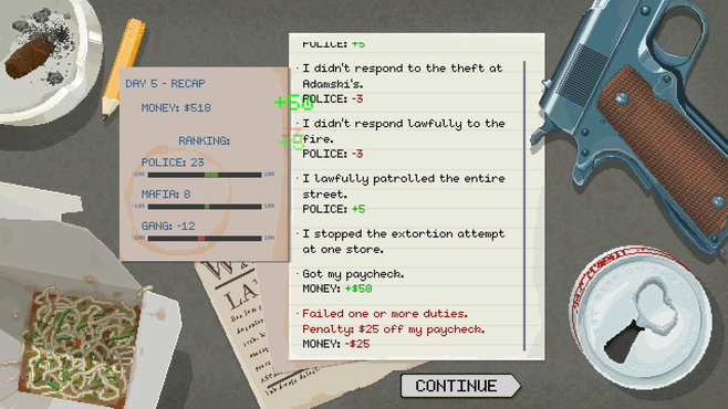 Beat Cop Screenshot 5