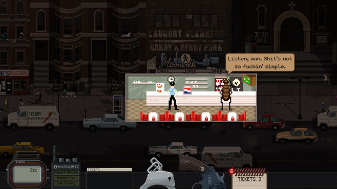 Beat Cop Screenshot 7