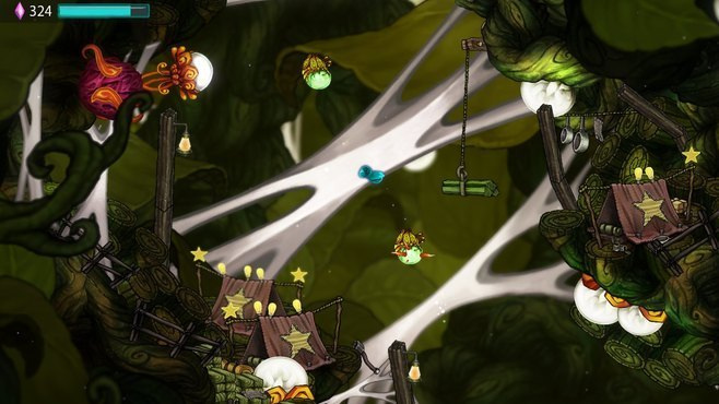 Beatbuddy: Tale of the Guardians Screenshot 4