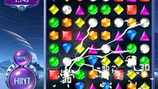 Bejeweled 2 Deluxe Screenshot 2