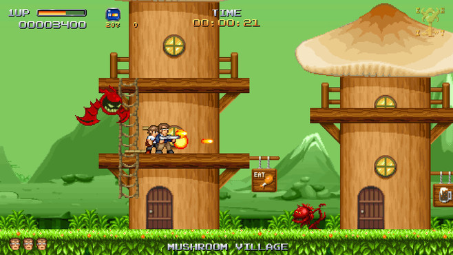 Best Buds vs Bad Guys Screenshot 8