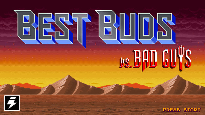 Best Buds vs Bad Guys Screenshot 13