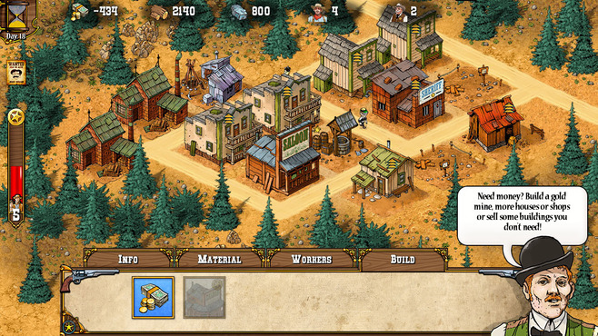 Big Bang West 2 Screenshot 3