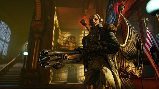 BioShock Infinite: Columbia's Finest Screenshot 1