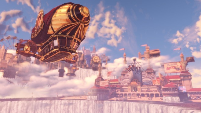 BioShock Infinite: Columbia's Finest Screenshot 2