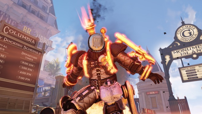 BioShock Infinite: Columbia's Finest Screenshot 4