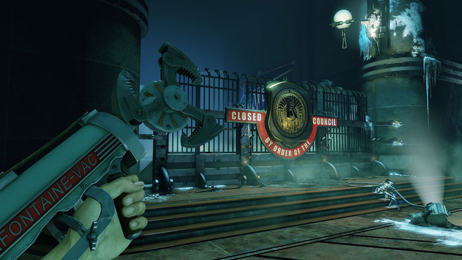 BioShock Infinite - Season Pass Screenshot 2
