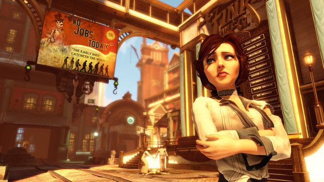 BioShock Infinite Starter Pack Screenshot 3