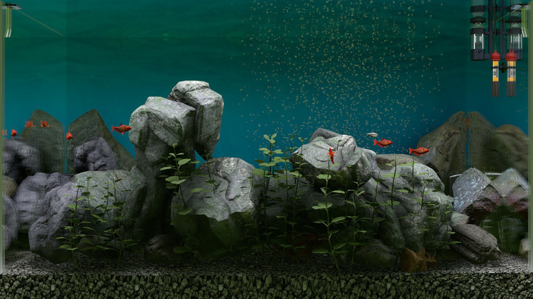 Biotope Aquarium Simulator Screenshot 6
