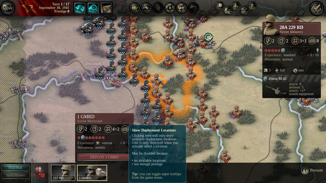 Unity of Command - Black Turn DLC Screenshot 3