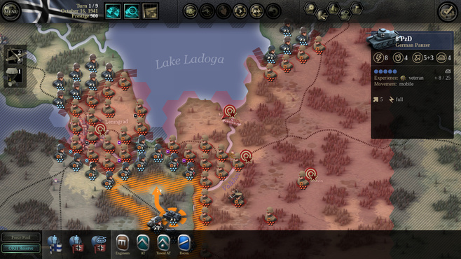 Unity of Command - Black Turn DLC Screenshot 5