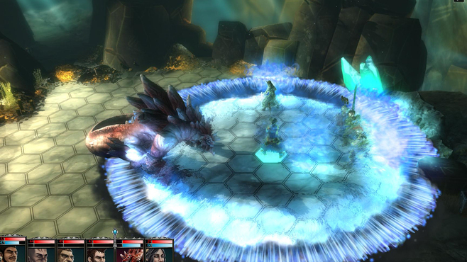 Blackguards Screenshot 1