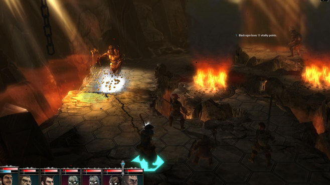 Blackguards Screenshot 4