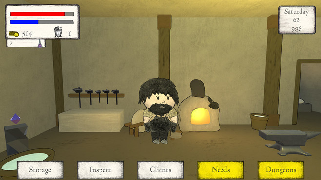 Blacksmith Screenshot 2