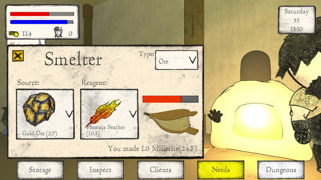 Blacksmith Screenshot 3