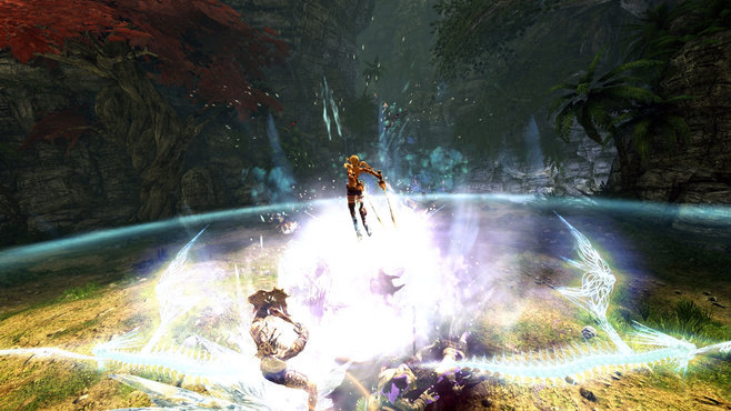 Blades of Time Screenshot 4