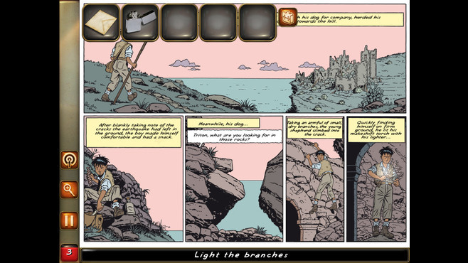 Blake and Mortimer : The Curse Of The Thirty Denarii Screenshot 8