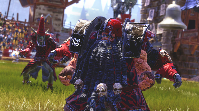 Blood Bowl 2 - Chaos Dwarfs Screenshot 2