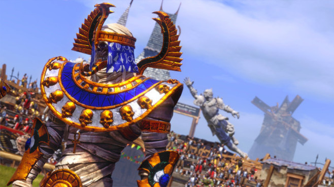 Blood Bowl 2 - Khemri Screenshot 1