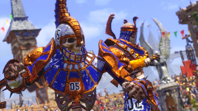 Blood Bowl 2 - Khemri Screenshot 2