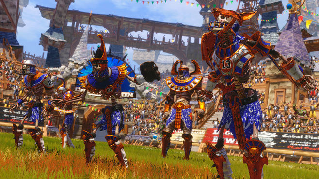 Blood Bowl 2 - Khemri Screenshot 3