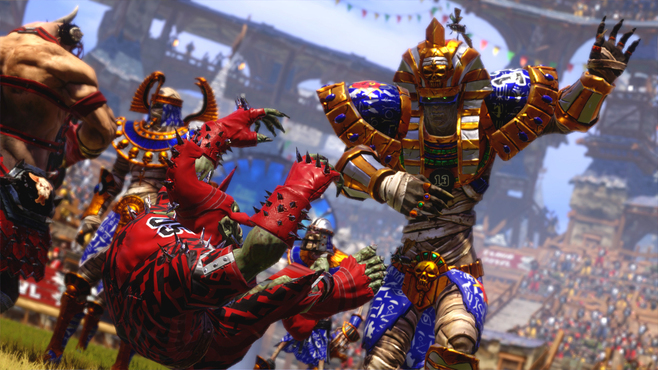 Blood Bowl 2 - Khemri Screenshot 4