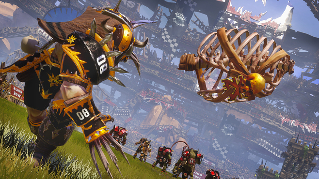 Blood Bowl 2: Legendary Edition Screenshot 1