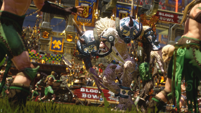 Blood Bowl 2 - Norse Screenshot 2