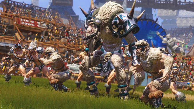 Blood Bowl 2 - Norse Screenshot 4