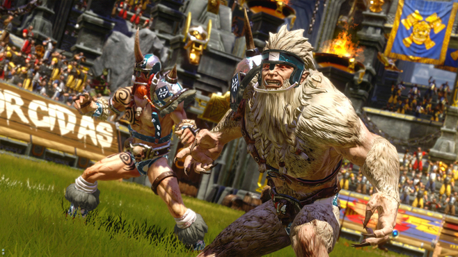 Blood Bowl 2 - Norse Screenshot 5