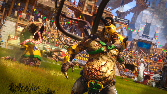 Blood Bowl 2 - Nurgle DLC Screenshot 1